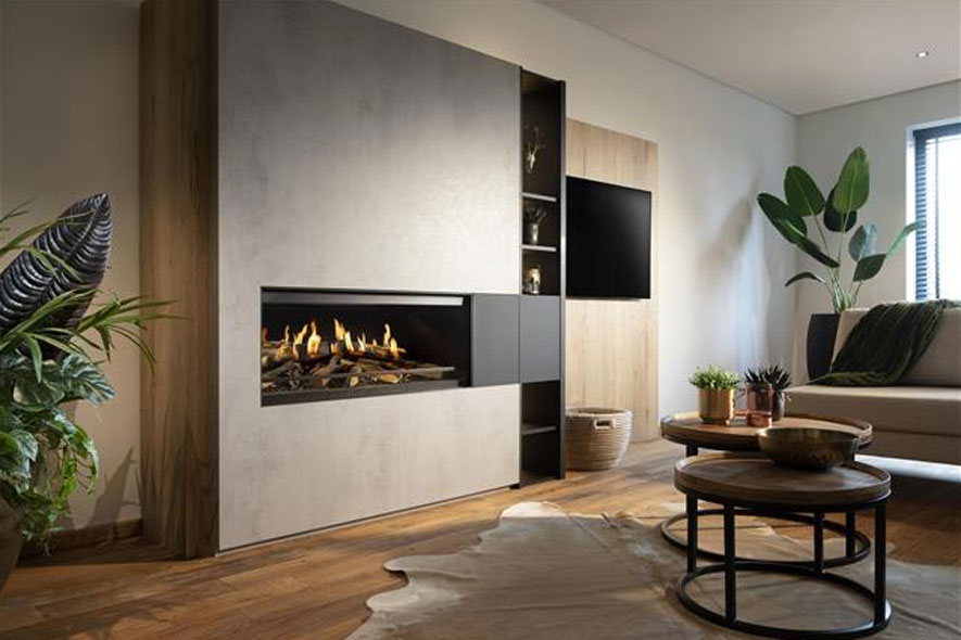 Kalfire e-one inset electric fire
