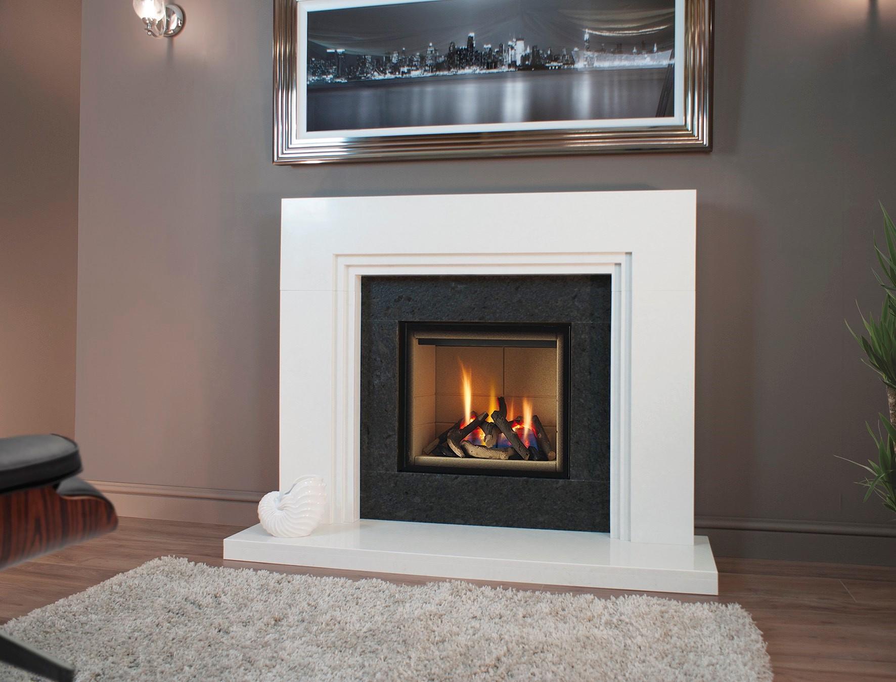 Natura Meridian fireplace