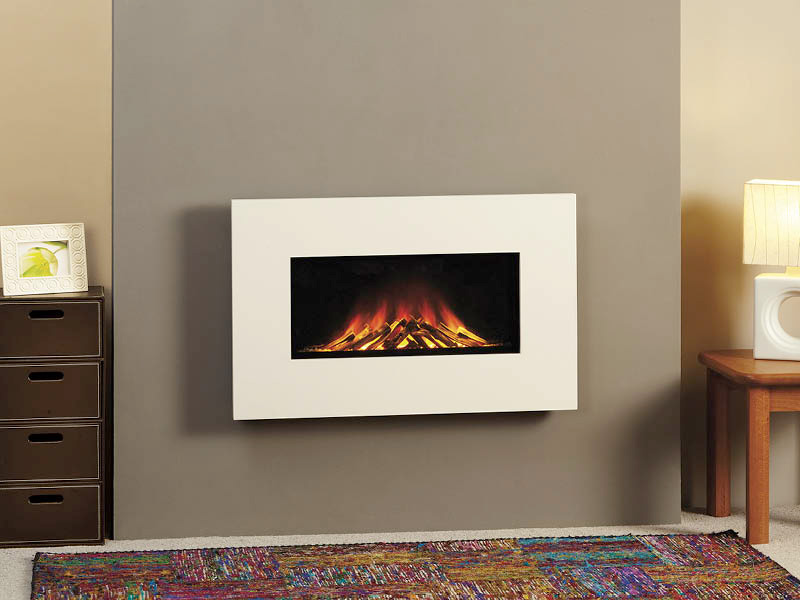 Focus Natalie wall mounted electric fire